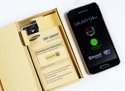 rupanya tak bakal jauh berbeda dengan Samsung Galaxy S Harga Samsung Galaxy Mini S5 serta Ulasan