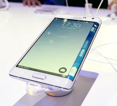 sampai hari ini masih belum dapat prediksi meski pihak Samsung AS menyajikan kesempatan ke Kepastian Harga Samsung Galaxy Note Edge Belum Dekati Kenyataan